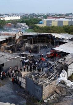 Indonesia bắt chủ cơ sở sản xuất pháo hoa sau vụ nổ khiến gần 50 người chết