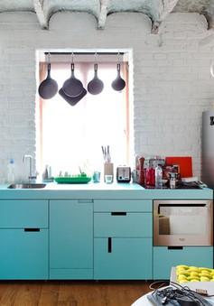 10 lời khuyên giúp bạn tận dụng hiệu quả không gian nấu ăn chật hẹp
