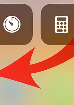 Hướng dẫn quay video màn hình iPhone và iPad trên iOS 11