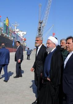 Iran mở rộng cảng biển chiến lược Chabahar