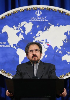Iran khẳng định lập trường nhất quán về chương trình tên lửa đạn đạo