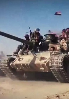 Tiêu điểm Quốc tế 18h VTV8 (9/9/2017): Bước ngoặt cuộc chiến chống IS tại Syria