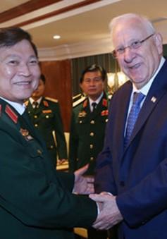 Diễn đàn Công nghiệp quốc phòng Việt Nam - Israel