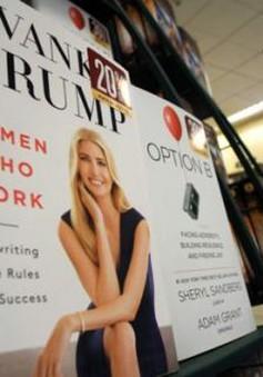 Ái nữ của Tổng thổng Mỹ ra sách