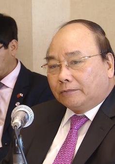 """Thủ tướng: """"Chính phủ đang chờ đợi các nhà đầu tư Nhật Bản hành động"""""""