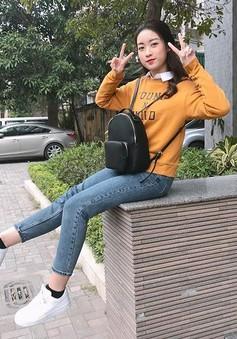 Ngắm phong cách thời trang giản dị của Hoa hậu Đỗ Mỹ Linh