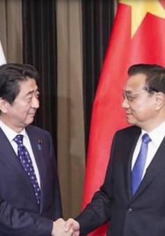 Nhật Bản, Trung Quốc hội đàm song phương