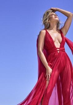 Vợ cũ của Brad Pitt đẹp lộng lẫy trên Harper's Bazaar