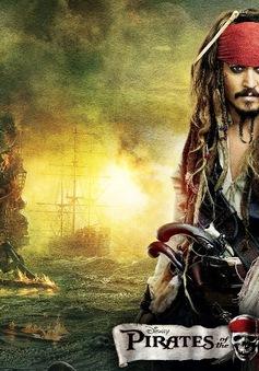 Johnny Depp - Linh hồn của loạt phim đắt giá trong lịch sử điện ảnh