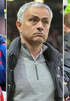 Man Utd thắng ít kỷ lục, Mourinho kém cả Van Gaal và David Moyes