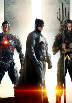 Justice League tung trailer cực chất, hứa hẹn đại thắng phòng vé cuối năm 2017