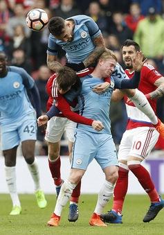 Kết quả bóng đá sáng 12/3: Arsenal 5 - 0 Lincoln, Middlesbrough 0 - 2 Man City...