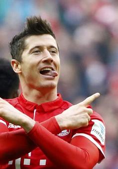 """Chelsea """"giành pole"""" trước Man Utd trong thương vụ Lewandowski"""