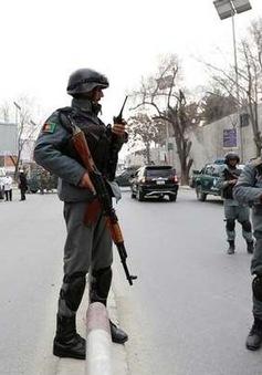 Afghanistan siết chặt an ninh tại thủ đô Kabul