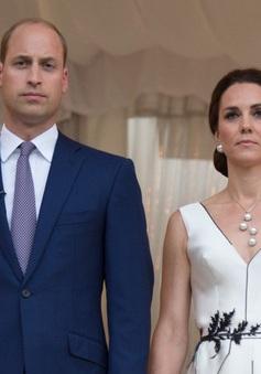 Vợ hoàng tử William: Hoàn hảo nhờ… trang điểm