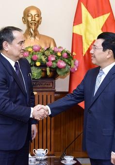 Việt Nam sẵn sàng làm cầu nối triển khai FTA giữa Kazakhstan với ASEAN
