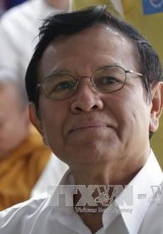 Bộ Nội vụ Campuchia không công nhận Ban lãnh đạo Đảng Cứu quốc