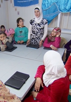 Cuộc chiến gian nan chống lại nạn kết hôn sớm tại Syria