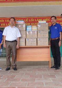Thanh niên Ban Khoa giáo với các hoạt động từ thiện tại vùng cao Hà Giang