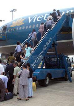 Vietnam Airlines khuyến cáo hành khách đến làm thủ tục đúng giờ