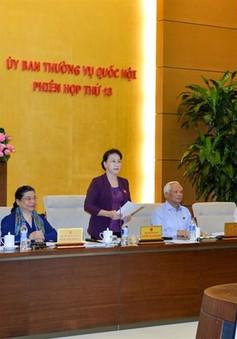 Hôm nay, khai mạc Phiên họp thứ 14 của Ủy ban Thường vụ Quốc hội