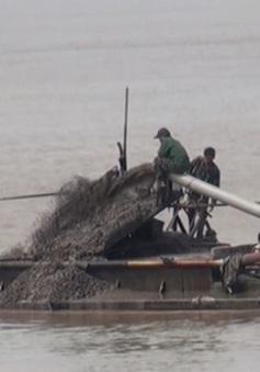 Phải công khai dự án khai thác cát sỏi để người dân giám sát