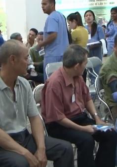 Khám chữa bệnh miễn phí cho thương, bệnh binh tỉnh Thái Nguyên