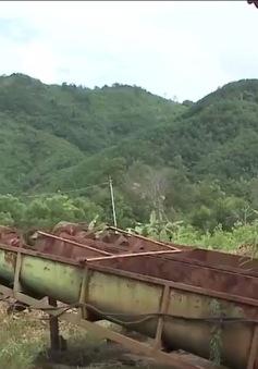 Quảng Nam siết chặt quản lý khai thác khoáng sản vùng giáp ranh