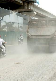 Ô tô phải rửa sạch mới được vào nội thành Hà Nội