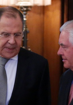 Nga và Mỹ nhất trí không tái diễn không kích Syria