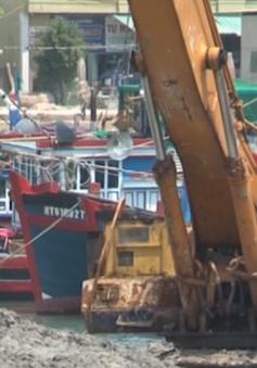 Ninh Thuận: Nguy cơ dừng thi công dự án khu neo đậu tránh trú bão do thiếu vốn
