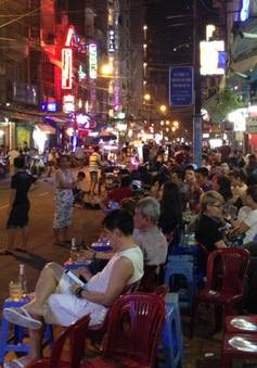 TP.HCM: Chấp thuận mở tuyến phố đi bộ Bùi Viện trước ngày 30/4