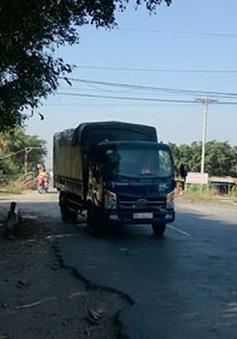 Báo động tai nạn giao thông rình rập tại khúc cua tử thần trên quốc lộ 51