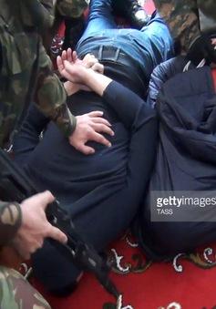 Nga bắt giữ nhóm khủng bố thuộc IS