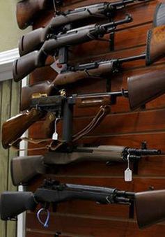 Nhà Trắng: Còn quá sớm để thảo luận kiểm soát súng đạn
