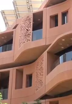 Masdar - Thành phố kiến trúc xanh