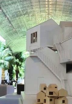 """""""Kiến trúc Sou Fujimoto"""" tạo cảm hứng cho nhiều người"""