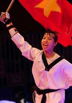Trương Thị Kim Tuyền - niềm tự hào của ĐT Taekwondo Việt Nam