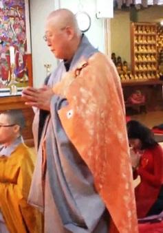 Hội Phật tử Việt Nam tại Hàn Quốc tổ chức lễ cầu nguyện quốc thái dân an