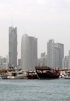 """Kinh tế vùng Vịnh gần như """"đóng băng"""" năm nay vì giá dầu giảm"""