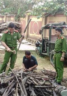 Khoảng 20.000 kíp nổ ở các DN khai thác đá bị mất cắp