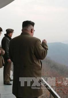 Triều Tiên có thể sắp hoàn tất công tác chuẩn bị thử hạt nhân