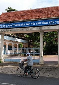 Kon Tum: Xử lý nghiêm vụ lấy học bổng trả tiền dạy phụ đạo