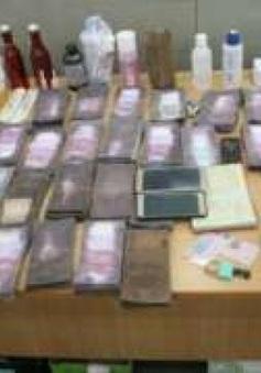 Cảnh sát Kosovo thu giữ hơn 2 triệu Euro tiền giả trên xe taxi