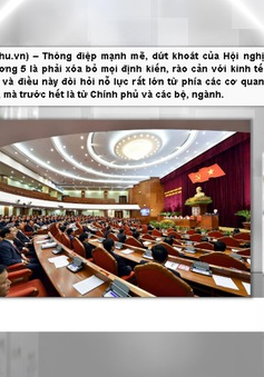Uỷ viên Bộ Chính trị bị kỷ luật: Không có vùng cấm trong kỷ luật Đảng