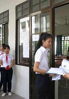 Học sinh thi vào lớp 10: Căng thẳng, áp lực hơn kỳ thi THPT Quốc gia