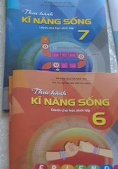 Phát hành bộ sách về kỹ năng sống cho học sinh