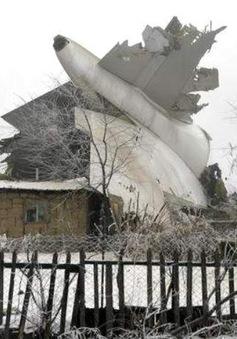 Máy bay Thổ Nhĩ Kỳ rơi do lỗi phi công