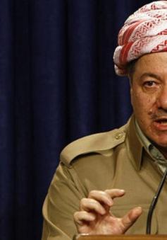 Lãnh đạo khu tự trị Kurd Iraq không tái tranh cử nhiệm kỳ tiếp theo