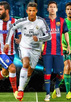 Giải VĐQG Tây Ban Nha La Liga có tỉ lệ tăng trưởng lợi nhuận lớn nhất châu Âu